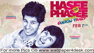 hasee toh phasee movie wallpaper