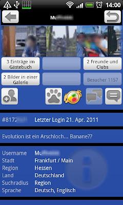 GayRomeo para Android