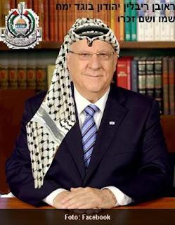 Extremistas judeus ameaçam presidente de Israel