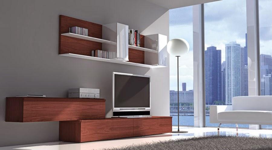 Tienda muebles modernos muebles de salon modernos salones - Salones pequenos modernos ...