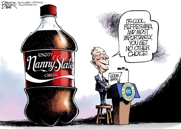 michael bloomberg bankrolling soda taxes
