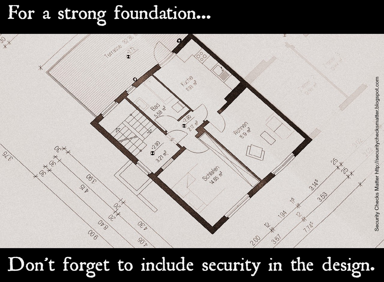Security poster planning using a building diagram