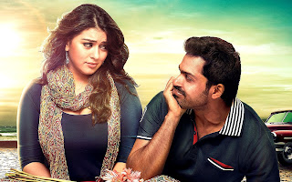 HANSIKA AND KARTHI IN BIRIYANI