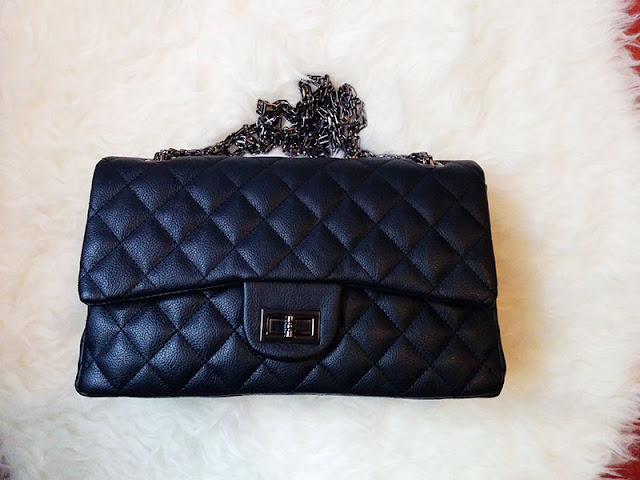 Quilted Chain Bag Forever 21