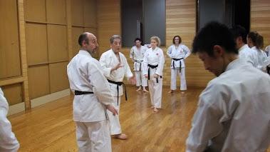 Con el Soke Sakagami