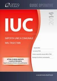 Iuc - Imposta Unica Comunale 2014