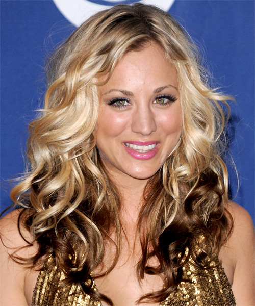 Kaley Cuoco Hairstyles Hair Celebrity