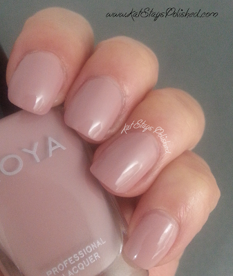 Zoya Naturel 2014 Collection - Rue