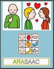 """ARASAAC """"Portal Aragonés de la comunicación Aumentativa y Alternativa"""""""