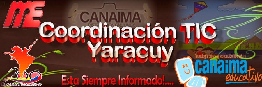 Coordinación TIC Yaracuy