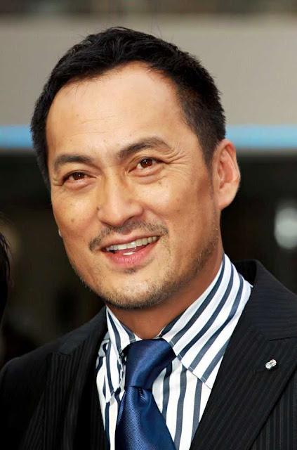Biodata Ken Watanabe