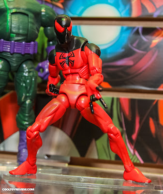 Hasbro 2013 Toy Fair Display Pictures - Marvel Legends - Scarlet Spider