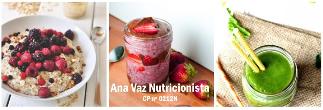 Ana Vaz Nutricionista