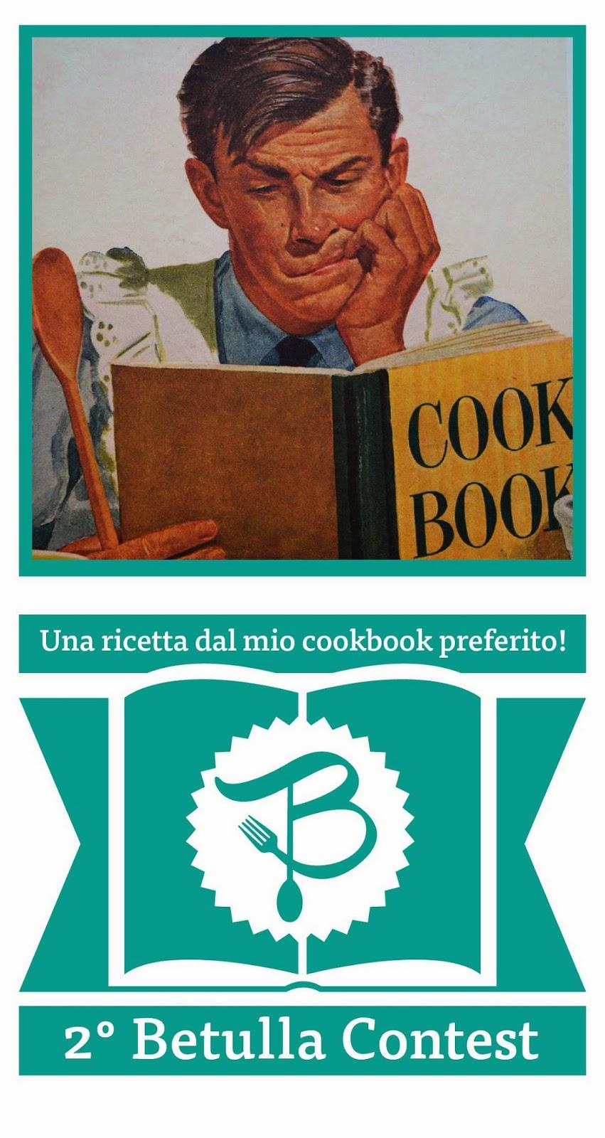 Una ricetta dal mio libro di cucina preferito
