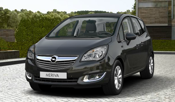 opel meriva noir. Black Bedroom Furniture Sets. Home Design Ideas