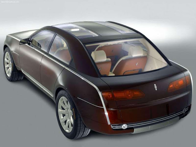 Lincoln Navicross Concept (2003)