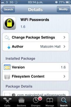 Get Wifi Password From Iphone 2015