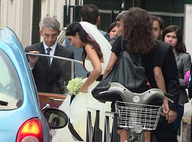 Photos de mariage de Tuba Büyüküstün