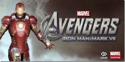 The Avengers  Iron Man Mark VII