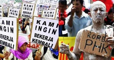 PHK Besar-besaran Sedang Mengintai Indonesia