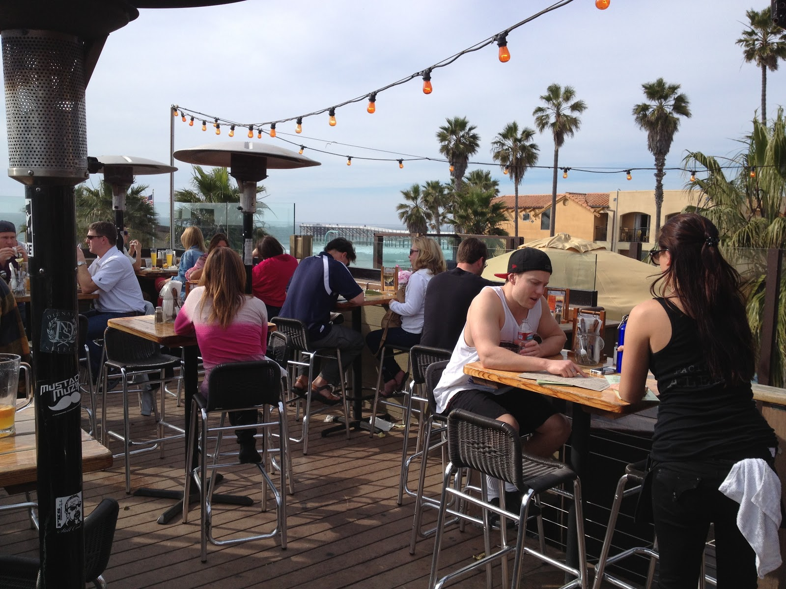 Superb Sitting On The Rooftop Patio Of Pacific Beach AleHouse Reminds You Why San  Diego Is Such A Tourist Destination, And The Best Place ...