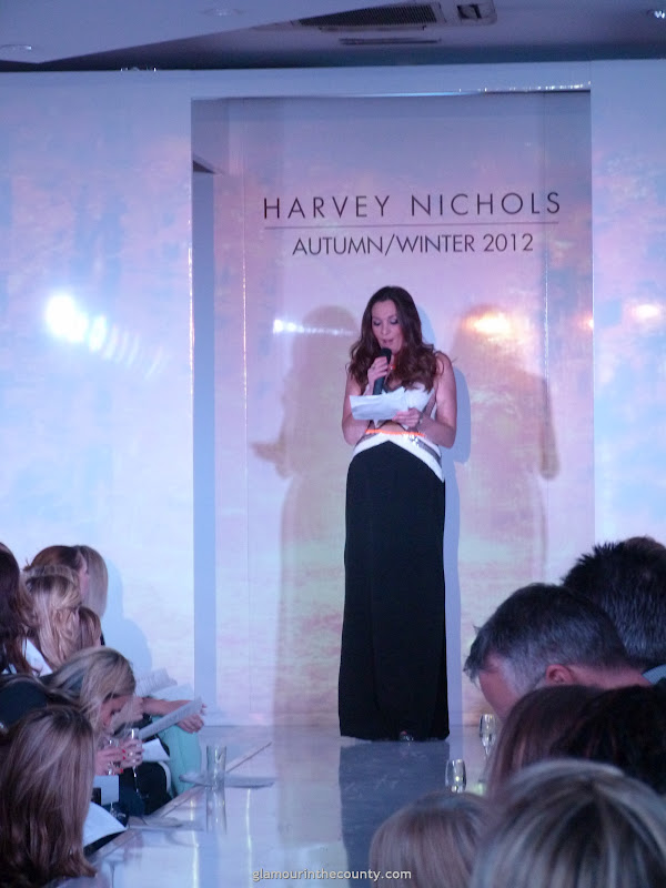 Harvey Nichols A/W Fashion Show - Glamour in the CountyGlamour in ...