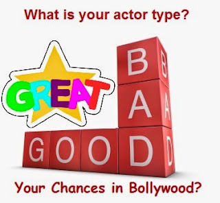 What's your actor type?