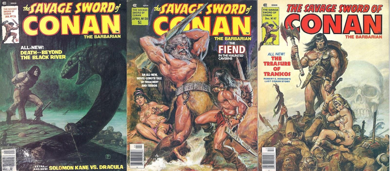 Robert E Howard - Conan : L'intégrale 8 volumes