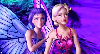 Foto gambar Barbie Mariposa