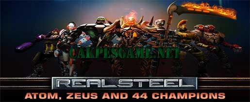 Real Steel HD v1.26.1 Apk Full OBB