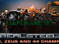 Real Steel HD v1.27.2 Apk Full OBB