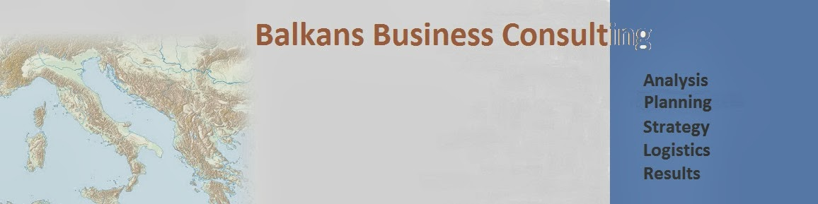 Balkans Business Consulting WEBSITE