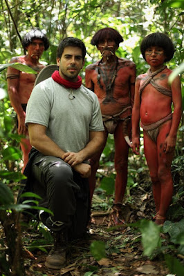 The Green Inferno Set Photo 2
