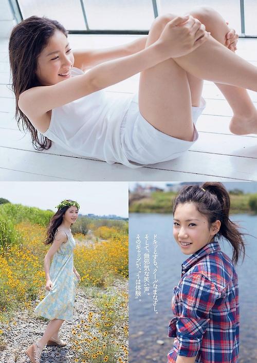 ... foto Hot Anggota AKB48 pakai bikini mirip bintang porno jepang:Artis