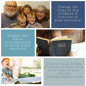 Change the lives of the children in your church - equip grandparents!