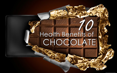 10 Health Benefits of Chocolate