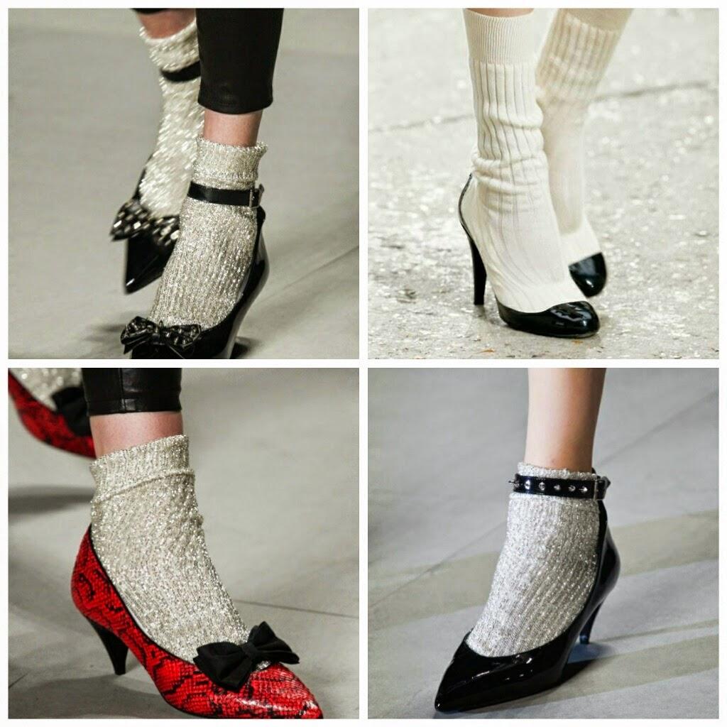 La macedonia de mariola calcetines con tacones y otras cosas trending - Con 2 tacones ...