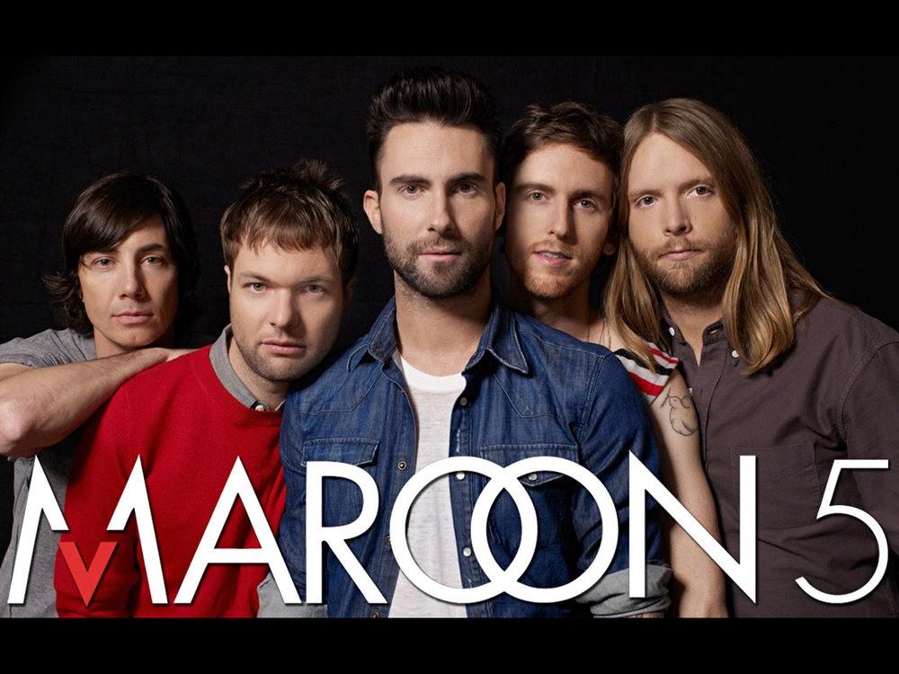 Lirik Dan Kunci Gitar Lagu Maroon 5 - One More Night, Lirik Dan Kunci Gitar Lagu, Maroon 5 - One More Night