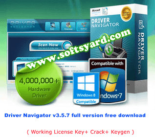 driver navigator v3.5.7 full version free download
