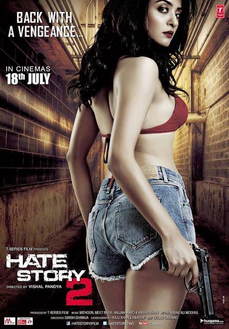 Người Tình Nguy Hiểm 2 - Hate Story 2