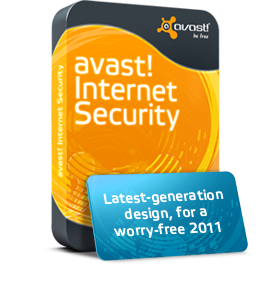 Download Avast! Internet Security 6.0.2000 Full + Key + Crack