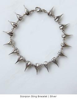 Scorpion Sting bracelet