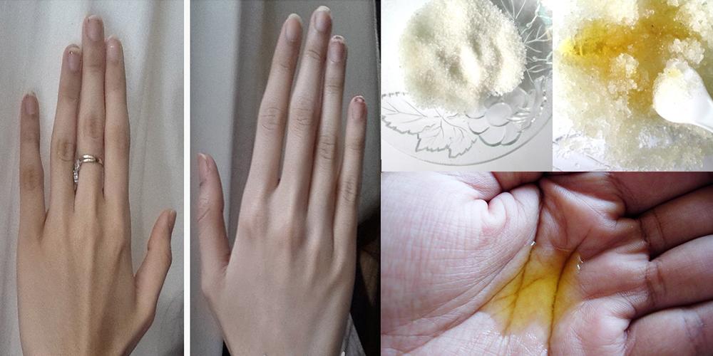 Homemade natural skin whitening turmeric sugar body scrub life homemade natural skin whitening turmeric sugar body scrub ccuart Image collections