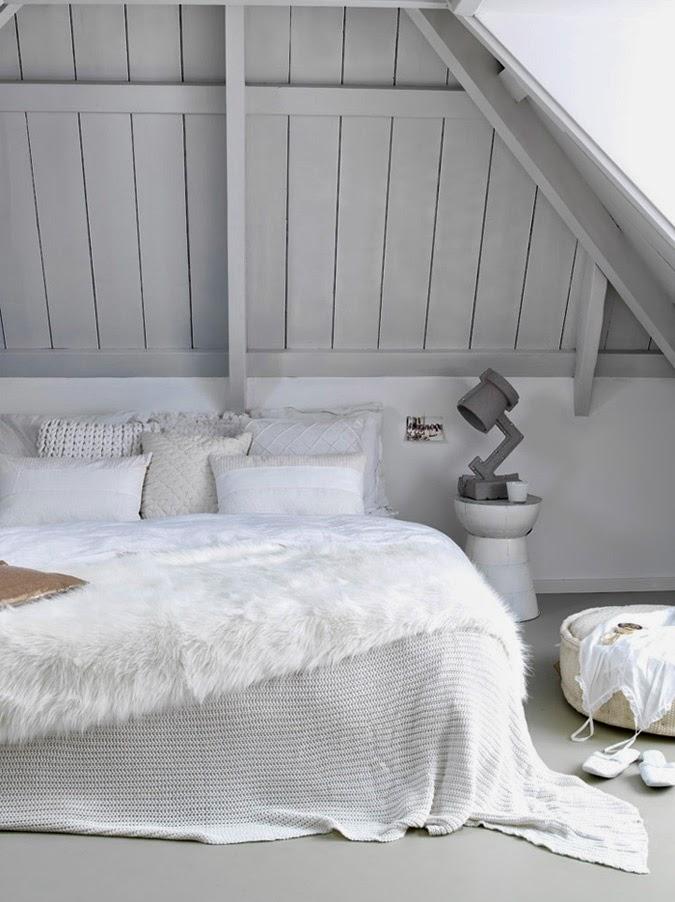 De Interista: Love me some: Witte slaapkamers