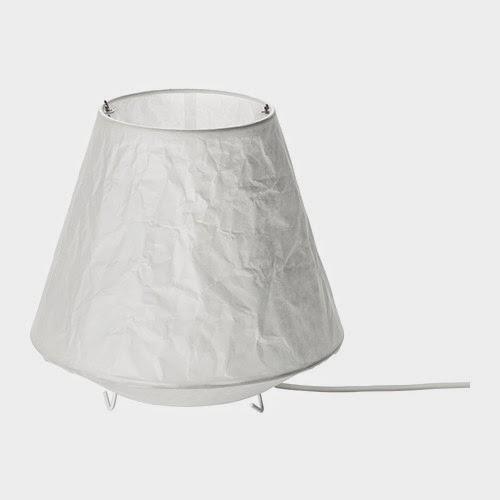Noguchi Akari Table Lamps Vs Ikea Paper Table Lamps