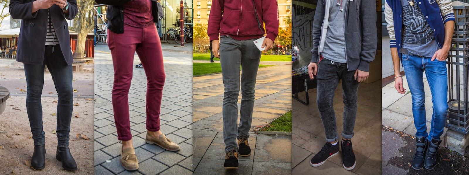 Risiko pakai skinny jeans