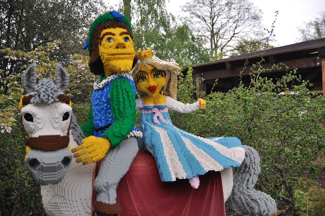 Windsor+Legoland+Prince+and+Princess