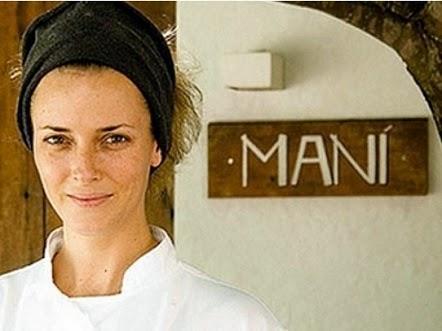 Brasileira maior chef do mundo: Helena Rizzo