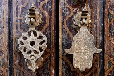 Next Time You Wander Through The Windy Alleys Here, These Curious And  Beautiful Solid Brass And Cast Iron Door Knockers Will Now Hopefully Mean A  Little ...