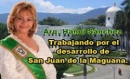 Alcaldesa Hanoi Sánchez, Trabajando por el Desarrollo de SJM